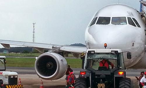Orlando Executive Airport plane