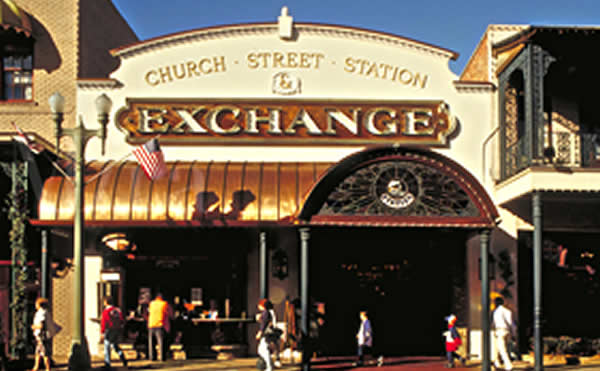 Orlando Executive Airport Church Station