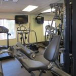 Comfort Suites Downtown Orlando fitness