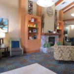 Comfort Suites Downtown Orlando lobby