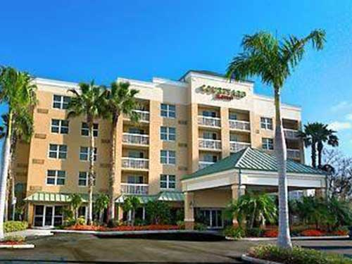 Courtyard By Marriott Orlando