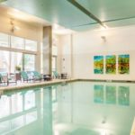 Residence Inn By Marriott Orlando indoor pool